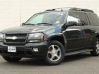 This 2006 Chevrolet TrailBlazer 4dr 4dr 4WD EXT LT 4x4