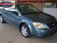 2006 Chevy Cobalt LS Pre-Owned. This Cobalt is created