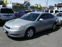 Thank You for looking at our 2006 Chevy Impala LS. It