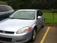 2006 Chevy Impala Lt with 121,541 miles. This car is in