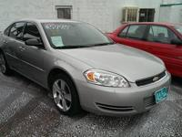 2006 Chevy Impala LT Sedan 3500 V6 cylinder engine