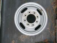 2006 Chevy or GMC Dually Rim / Wheel - $40.00 obo - 16