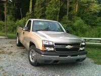 2006 Chevy Silverado 1500-longbed..The truck has 71,000