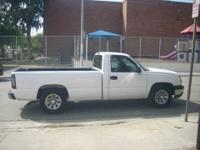 2006 CHEVY SILVERADO-1500 TRUCK, SINGLE//CAB,