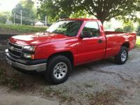 I am selling a 2006 chevy silverado with an 8 foot bed,