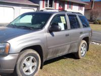 2006 Chevy Trailblazer 63346 miles (4) tires with less