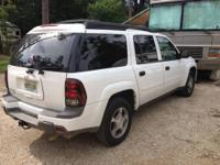 My wife and I are selling her 2006 Chevy Trailblazer