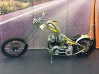"2006 HAND MADE CHICA CUSTOM CYCLES ""TWO FACE"" Engine:"