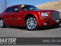 2006 Chrysler 300 4dr Car C Our Location is: Baxter