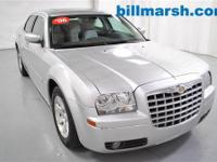 300 Touring, RWD, Silver, Air conditioning, AM/FM