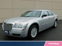 A 2006 Chrysler 300 with 2.7 ltr V6 has all the room