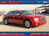 New Price! Clean CARFAX. Red 2006 Chrysler 300C RWD