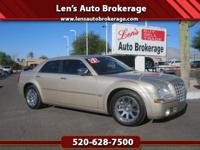 Options:  2006 Chrysler 300 Another Carfax 1 Owner!
