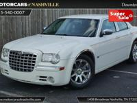 This 2006 Chrysler 300 4dr 4dr Sedan 300C features a