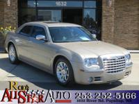 Options:  2006 Chrysler 300 C|The Carfax Buy Back