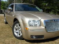 Super Clean Chrysler 300 Touring Edition. This car is