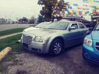 Options:  2006 Chrysler 300 Touring|Touring 4Dr