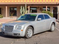 Options:  2006 Chrysler 300-Series 4D Sedan