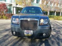 Options:  2006 Chrysler 300 Touring 4Dr Sedan|Gray|Abs