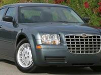 2006 Chrysler 300  27/19 Highway/City MPG  Could this