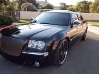 Stunning Chrysler 300C HEMI for sale. Upgrades