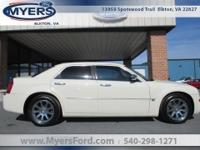 Clean CarFax 300C. Power windows and Locks Leather Roof
