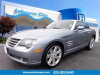 Crossfire Limited, 2D Coupe, 3.2L V6 SOHC 18V, 5-Speed