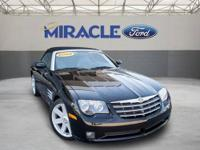 Crossfire Limited and Low Miles. Save big $$$$$!
