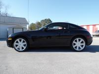 Exterior Color: black clearcoat, Body: 2 Dr Coupe,