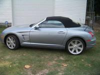 I'm selling my neighbor's Chrysler Crossfire Limited