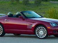 Options:  2006 Chrysler Crossfire Limited|White/|V6
