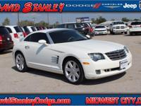 Crossfire Limited, 2D Coupe, 3.2L V6 SOHC 18V,