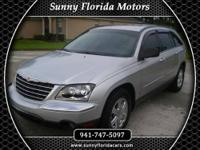 2006 Chrysler Pacifica 4 Door Wagon Touring Our