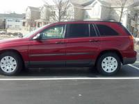 FOR SALE: 2006 CHRYSLER PACIFICA BASE COLOR: RED