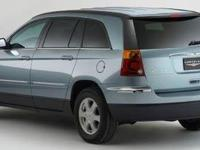 2006 Chrysler Pacifica 4D Sport Utility Touring 4-Speed