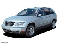 Blue 2006 Chrysler Pacifica Touring FWD 4-Speed