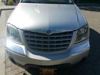 Options:  2006 Chrysler Pacifica Touring 4Dr