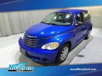 Economic and gas-saving, this 2006 Chrysler PT Cruiser