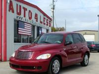 This 2006 Chrysler PT Cruiser 4dr Wgn Touring comes