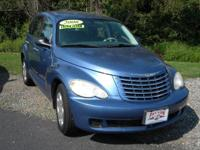 Options Included: N/AOur 2006 PT Cruiser combines the