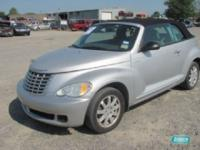 Options Included: N/AChrysler PT Cruiser L4 2.4L LHD