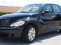 2006 Chrysler PT Cruiser Sport model with automatic