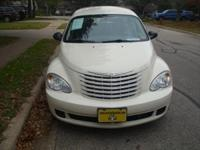 white 2006 Chrysler PT Cruiser with 104k miles