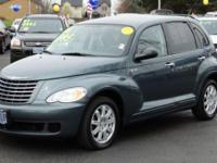 2006 Chrysler Pt Cruiser Dream Sport Wag