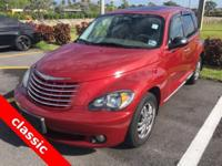 2006 Chrysler PT Cruiser Limited 26/19 Highway/City MPG