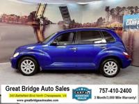 2006 Chrysler PT Cruiser CARS HAVE A 150 POINT INSP,