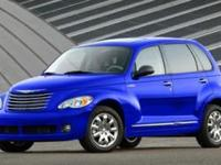 Check out this gently-used 2006 Chrysler PT Cruiser we