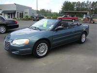 ABS (4-Wheel), Alloy Wheels, FWD, Cruise Control, V6,