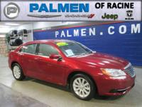 2006 Chrysler Sebring Sedan Touring Our Location is:
