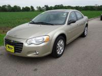Options Included: N/AGREAT 2006 CHRYSLER SEBRING